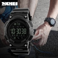SKMEI Jam Tangan Sporty Smartwatch Bluetooth - 1256
