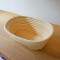 San Neng Oval Proofing Basket (Banneton) (L) SN4510