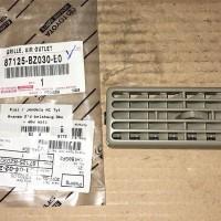 Kisi / jendela AC Toyota Avanza Old belakang asli 87125-BZ030-E0 62450
