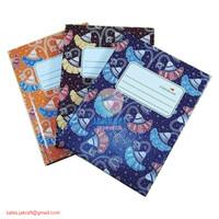 Buku Hard Cover Saku Pocket Octavo Isi 100 PAPERLINE (Mirage) Praktis
