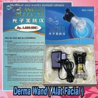Setrika Wajah / Alat Facial / Perawatan Wajah / Derma Wand / Dermawand