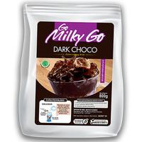 Go Milky Go Dark Choco - Bag 800gr