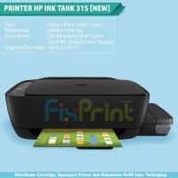HP Ink Tank Printer 315 All In One (Print-Scan-Copy) Pengganti GT5810