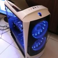 PC CPU RAKITAN GAMING & DESIGN CORE I5 2400 RAM 8GB GT 1030 2GB DDR5