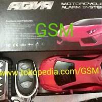 TERBATAS Alarm Motor AGIVA model mobil remote pengaman spesial edisi