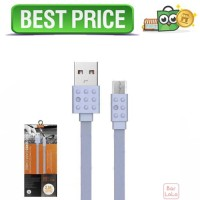 Remax Lego Series Kabel Micro USB - PC-01m - 120 CM - Gray