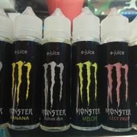 Liquid Premium E Juice Monster 60 ML
