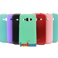 Pro Sarung Casing Softcase Slim Candy Color Case Samsung J120 J1 2016