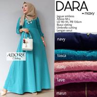 Baju wanita gamis dara muslim modern lucu unik modis keren trendi