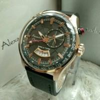 jam tangan pria/cowok alexandre christie ac original terbaru keren