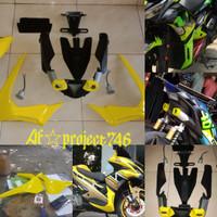 Undertail & sidekit Aerox 155