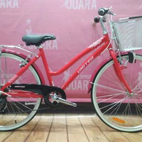 UNITED CTB 26 INCHI PATTAYA TC 3650 SEPEDA KRANJANG CITY BIKE