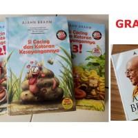 Ajahn Brahm - Si Cacing 123 BONUS BONUS Ajahn Brahm Wawancara + DVD