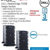 """DELL Server T330 Single Socket """"Spec 5"""" Server G13"""