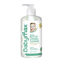 BABYMAX Baby-safe Bottle and Utensils Cleanser 500ml / 500 ml