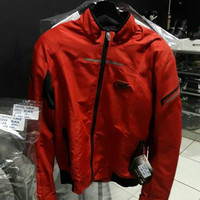 Jaket Turing Motor Contin Provoke Red