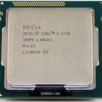 Intel Core i7 3770 non K