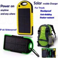 Jual promo POWER BANK SOLAR POWERBANK SOLAR TENAGA SURYA WATERPROOF GROSIR Murah