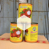 Narcissus Lychee in Sirup Leci Kaleng 12 x 567gr
