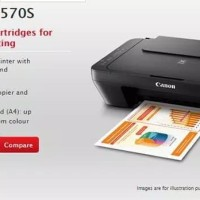Printer WArna Multi Fungsi terlaris dan termurah : Canon MG2570