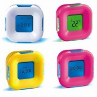 Jam Alarm LED Timer Memasak Multifungsi