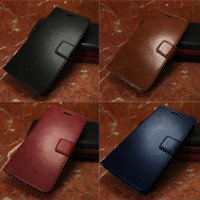 Flip Cover Samsung Galaxy C9Pro C9 Pro Wallet Leather Case Kulit