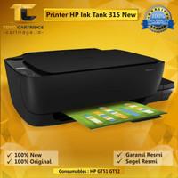 Printer HP 315 Ink Tank All in One Inktank HP315 infus Print Scan Copy