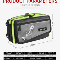 ILURE High Quality... Tas Pancing / Waist Bag / Tackle Bag / Lure Bag