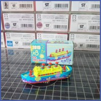 Tomica Disney Resort S.S. Columbia Mickey Minnie 2015 Special Edition