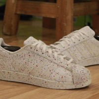 491ab35d9 Adidas Superstar polka