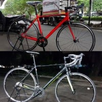 Sepeda Balap United Inertia 300 fork Aero Carbon Frame Berkualitas