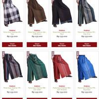 CESAR sarung celana merek berkwalitas WADIMOR & GAJAH DUDUK