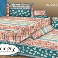 Tommony Sprei Sorong 2 in 1 - Panorama