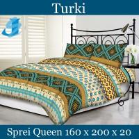 Tommony Sprei Queen 160 x 200 - Turki