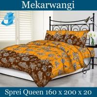 Tommony Sprei Queen 160 x 200 - Mekarwangi