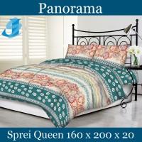 Tommony Sprei Queen 160 x 200 - Panorama