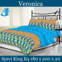 Tommony Sprei King B4 180 x 200 - Veronica