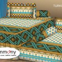 Tommony Sprei Sorong 2 in 1 - Turki