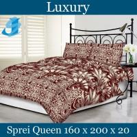 Tommony Sprei Queen 160 x 200 - Luxury