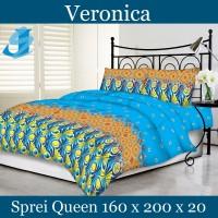 Tommony Sprei Queen 160 x 200 - Veronica