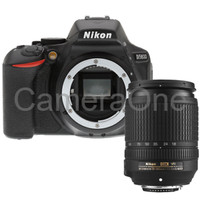 Nikon D5600 24 2MP DSLR Camera with AF S DX 18 140mm f 3 5 5 6G ED V