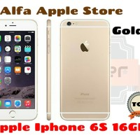 Apple Iphone 6 S 16GB Garansi Distributor PLATINUM