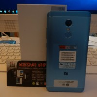 HP XIAOMI REDMI NOTE 4X 4/64 SNAPDRAGON BLUE LIMITED EDITION Biru Muda  - 3415442 7b3bd991 4d57 460b 8531 5e50a948d556 - Update Harga Terbaru Hp Xiaomi 4x Snapdragon Agustus 2018