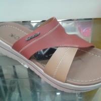 Sandal Anak Wanita Ornella 703 - Maroon