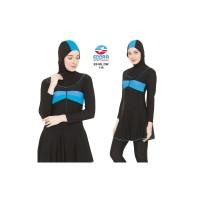 Baju Renang Muslim Muslimah JUMBO Big Size 4L dan 5L Dewasa ES-ML-DW