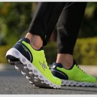 XTEP Original Sepatu Sport Fitness Gym Senam Aerobik Lari Jogging