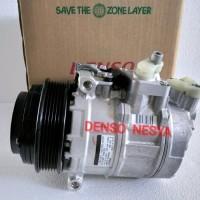 Compresor Kompresor AC Mobil Chevrolet Zafira Merk : DENSO Asli/ ORI