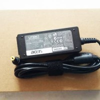 ADAPTOR CHARGER LAPTOP NOTEBOOK MERK ACER (5.5X1.7) 19V 2.37A