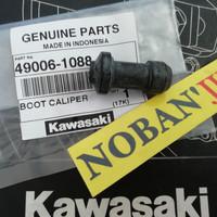 KARET BOOT KALIPER NINJA RR-R ORI KAWASAKI
