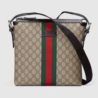 f6c20e98a07 Web GG Supreme messenger Authentic Original Gucci Bag